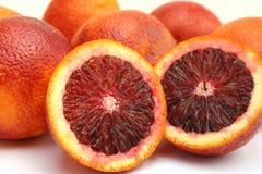 Naranjas de sangre foto de archivo libre de regalías