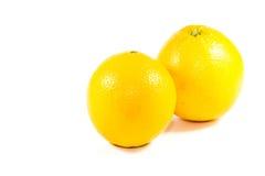 Naranjas frescas Imagen de archivo libre de regalías
