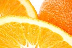 Naranjas frescas Fotografía de archivo