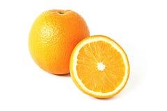 Naranjas jugosas Fotos de archivo
