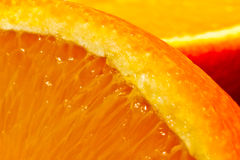 Naranjas jugosas Imágenes de archivo libres de regalías