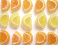 Naranjas y limones Imágenes de archivo libres de regalías