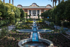 Naranjestan garden in Shiraz Royalty Free Stock Image