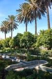 Naranjestan garden in Shiraz Royalty Free Stock Photography