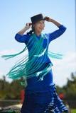 Naranjita Flamenco Stock Photo