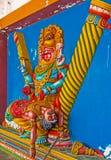 Narasimha in Munneswaram Kovil Stock Image