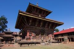 Narayan świątynia w Kathmandu dolinie Nepal Obrazy Royalty Free