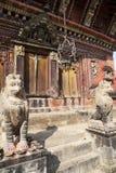 narayan nepal för changu tempel Royaltyfri Bild