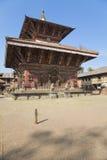 narayan nepal för changu tempel Royaltyfri Foto