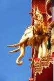 Narayana and Arawan . Stock Images