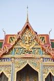 Narayana ride garuda sculpture textured Stock Photography