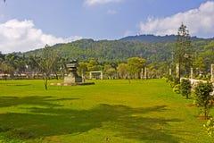 Narayanagiri Gardens Royalty Free Stock Photo