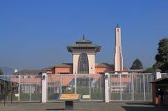 Narayanhiti pałac Kathmandu Nepal fotografia stock