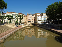 Narbonne Stock Image