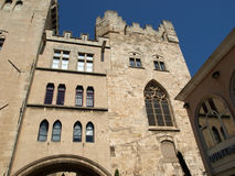 Narbonne Royalty Free Stock Photos