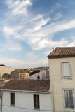 Narbonne (France) royalty free stock photography