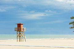 Narbonne Plage, France Stock Photos