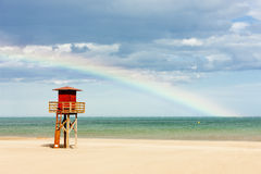 Narbonne Plage, France Royalty Free Stock Photography