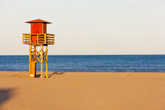 Narbonne Plage, France Stock Photography
