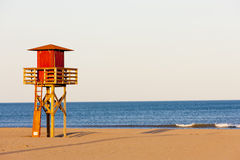 Narbonne Plage, France Royalty Free Stock Images
