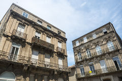Narbonne, two palaces Stock Photography