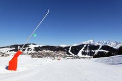 narciarski duch Zdjęcia Royalty Free