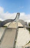 Narciarski skok w Oslo Obrazy Stock