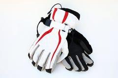 Narciarskie rękawiczki obrazy stock