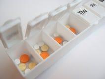 Narcotice el dispensador Imagen de archivo libre de regalías