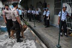 Narcotics raids Royalty Free Stock Images