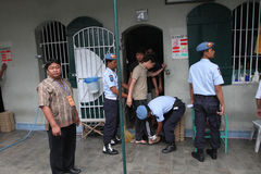 Narcotics raids Royalty Free Stock Photos