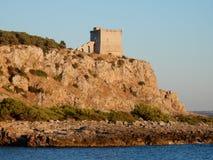 ² Nardà - dell'Alto Torre Santa Maria Стоковое Изображение RF