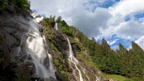 Nardis Dolomites Waterfalls - Italy