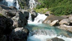 Nardis Waterfalls - Dolomites Italy