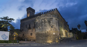 Nardo', acquaviva castle,salento apulia Royalty Free Stock Photo