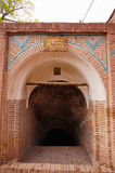 Nare Reservoir in  Abyaneh,Iran. Stock Photography