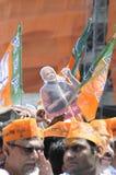 Narendra Modi Files his  Nomination. Stock Photo