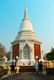 Naresuan Stupa, Chiangmai Thailand Royaltyfri Foto