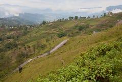 Nargakot Landscape. Landscape of Nargokot area in Kathmandu, Nepal Stock Photos