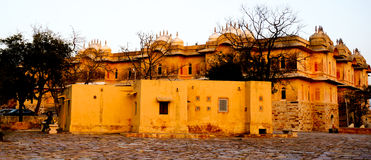 Nargarh fort and museum in jaipur Stock Image