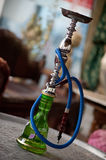 Narghilè. The Arabic water pipe for smoking Stock Image