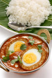 Nargisi kofta curry, indian cuisine Stock Photography