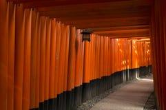 Nari Shrine, Kyoto Stock Photo