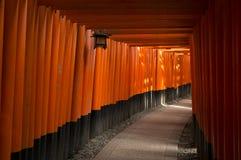 Nari Shrine, Kyoto Royalty Free Stock Photography