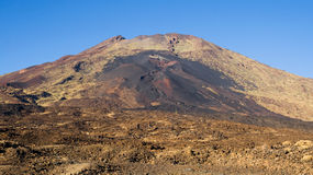 Narices del Teide Stock Image