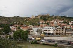 Narikala, Тбилиси стоковые фото