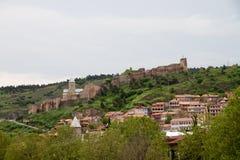 Narikala, Tbilisi Photos libres de droits