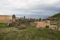 Narikala, Tbilisi Images libres de droits