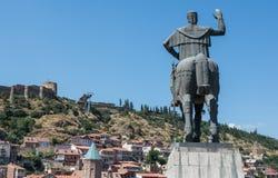 Narikala in Tbilisi Stock Photography