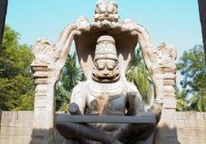 Narisimha. Monument of Narisimha - angry avatar Krishna Royalty Free Stock Photos